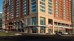 Buitenaanzicht Residence Inn Arlington Capital View