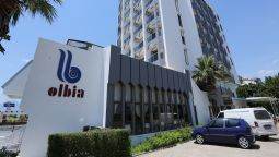 Exterior view Olbia Hotel