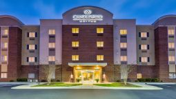 Exterior view Candlewood Suites APEX RALEIGH AREA
