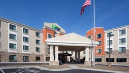 Buitenaanzicht Holiday Inn Express & Suites OREM-NORTH PROVO