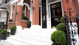 Buitenaanzicht Presidential Serviced Apartments Kensington
