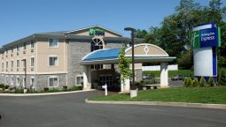 Exterior view Holiday Inn Express NEWINGTON