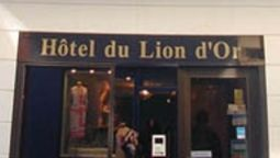 Exterior view Du Lion d'Or