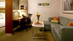 Room SpringHill Suites Huntsville Downtown