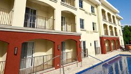 Exterior view Courtyard Bridgetown Barbados