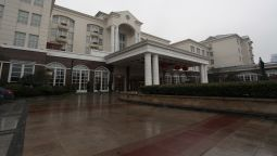 Exterior view Jinling Guanyuan International