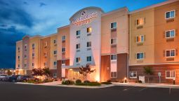 Buitenaanzicht Candlewood Suites GRAND JUNCTION NW