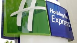 Exterior view Holiday Inn Express CAMPO DE GIBRALTAR - BARRIOS