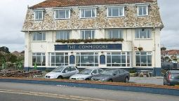 Buitenaanzicht Commodore Bournemouth
