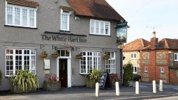 Exterior view White Hart