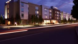 Exterior view SpringHill Suites Denver at Anschutz Medical Campus
