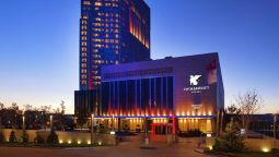 Exterior view JW Marriott Hotel Ankara