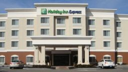 Buitenaanzicht Holiday Inn Express CORTLAND