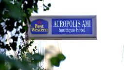 Exterior view Best Western Acropolis Ami