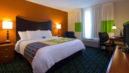Kamers Fairfield Inn & Suites San Antonio Alamo Plaza/Convention Center