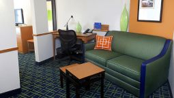 Kamers Fairfield Inn & Suites Paducah