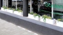 Court Garden Hotel ecodesigned - The Hague