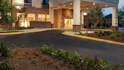 Exterior view SpringHill Suites Lafayette South at River Ranch