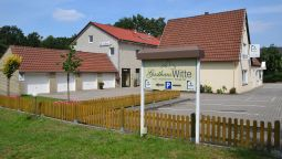Exterior view Witte Gasthaus