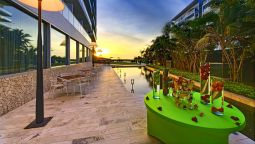 Buitenaanzicht Holiday Inn CARTAGENA MORROS