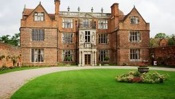 Exterior view Castle Bromwich Hall