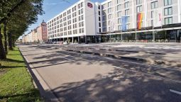 Exterior view Residence Inn Munich City East