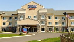 Exterior view Fairfield Inn & Suites Slippery Rock