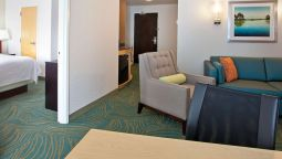 Kamers SpringHill Suites Minneapolis-St. Paul Airport/Mall of America