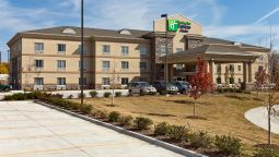 Exterior view Holiday Inn Express & Suites NEWTON