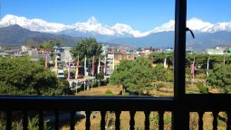 Room with a view of hills/mountains Pokhara Grande