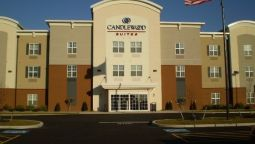 Exterior view Candlewood Suites HORSEHEADS - ELMIRA