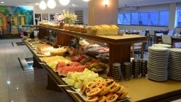 Breakfast room Constantino Hotel & Eventos