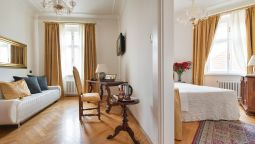 Junior suite Charles Bridge Palace