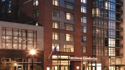 Exterior view Hilton Garden Inn Washington DC-US Capitol