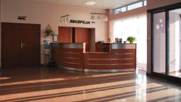 Reception Gliding Hotel Leszno