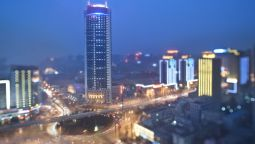 Exterior view Crowne Plaza XI'AN