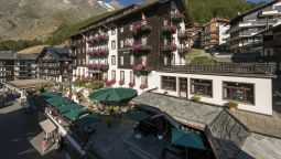 Exterior view Sunstar Boutique Hotel Beau-Site Saas-Fee