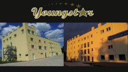 Exterior view Youngstar Designhotel
