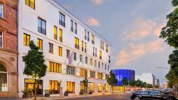 Exterior view Novum Select Hotel Berlin The Wall