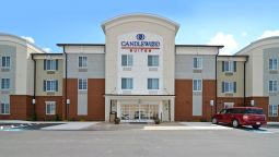 Exterior view Candlewood Suites CHAMBERSBURG