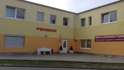 Exterior view Pension an der Werft