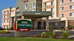 Exterior view Courtyard Lexington Keeneland/Airport
