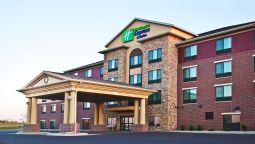 Exterior view Holiday Inn Express & Suites SIOUX FALLS SOUTHWEST