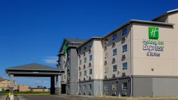 Exterior view Holiday Inn Express & Suites DAWSON CREEK