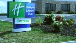 Exterior view Holiday Inn Express & Suites GREENFIELD