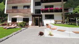 Exterior view Valbella Pension