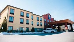 Exterior view Comfort Inn & Suites Tunkhannock