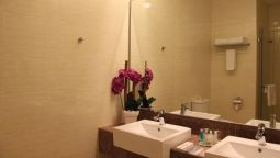 Bathroom The Ixora Hotel Prai