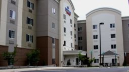 Exterior view Candlewood Suites ARUNDEL MILLS / BWI AIRPORT