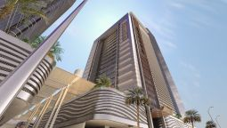 Exterior view Centro Capital Centre by Rotana